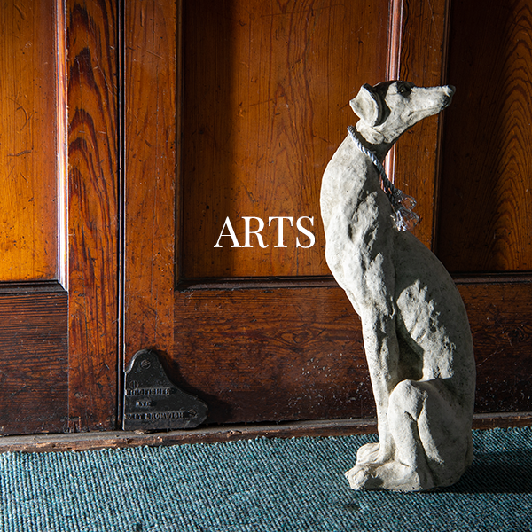 For details about our arts events, please click to go to the Events page