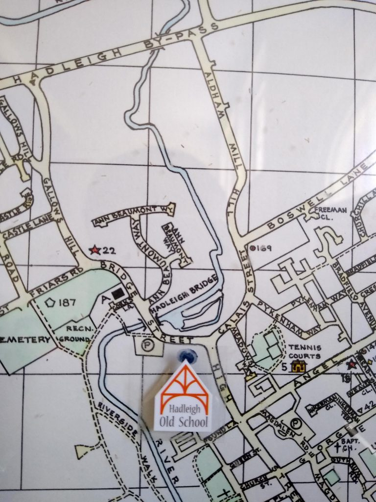 Map-Hadleigh-Old-School-IP7-6BY